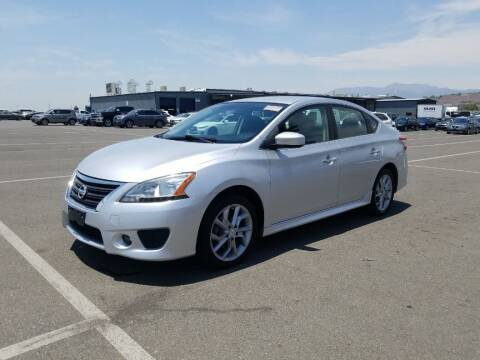 2014 Nissan Sentra for sale at A.I. Monroe Auto Sales in Bountiful UT