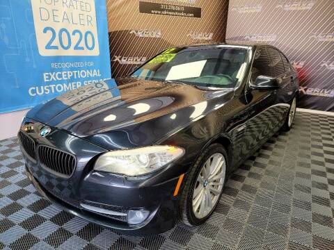 2012 BMW 5 Series for sale at X Drive Auto Sales Inc. in Dearborn Heights MI