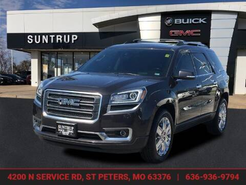 2017 GMC Acadia Limited for sale at SUNTRUP BUICK GMC in Saint Peters MO
