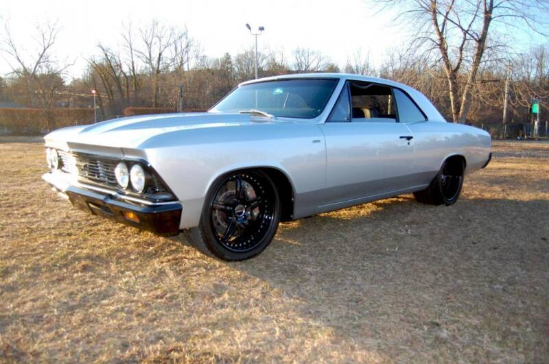 1966 Chevrolet Chevelle for sale at New Hope Auto Sales in New Hope PA