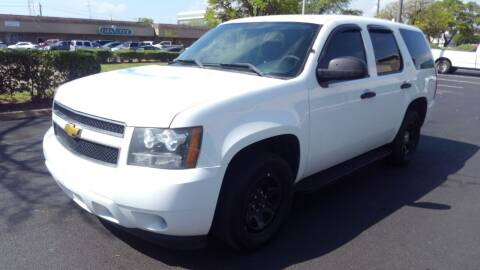 2013 Chevrolet Tahoe for sale at T.S. IMPORTS INC in Houston TX