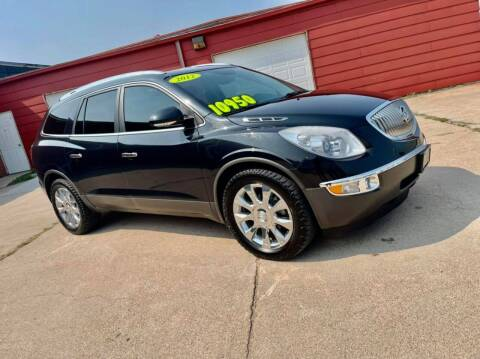 2012 Buick Enclave for sale at Island Auto Express in Grand Island NE
