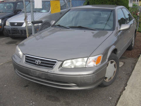 2000 Toyota Camry for sale at All About Cars in Marysville WA