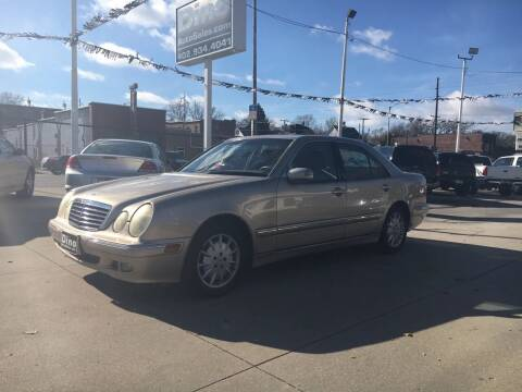 2002 Mercedes-Benz E-Class for sale at Dino Auto Sales in Omaha NE