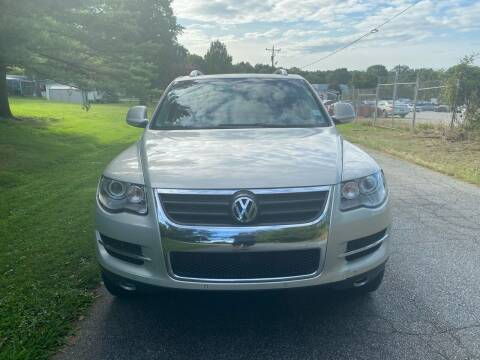 2008 Volkswagen Touareg 2 for sale at Speed Auto Mall in Greensboro NC