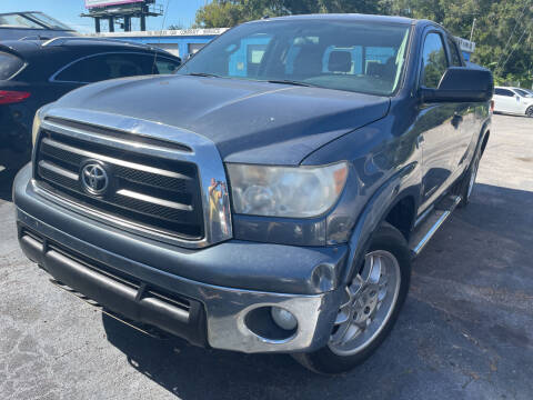 2010 Toyota Tundra for sale at The Peoples Car Company in Jacksonville FL