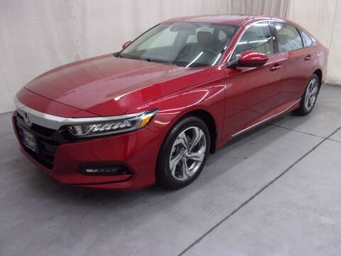 2020 Honda Accord for sale at Paquet Auto Sales in Madison OH