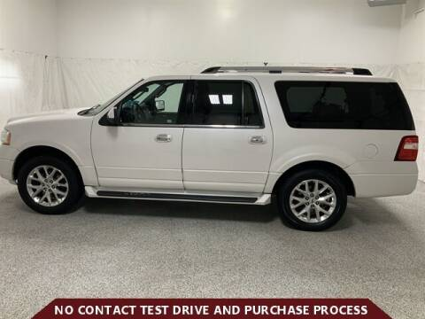 2016 Ford Expedition EL for sale at Brothers Auto Sales in Sioux Falls SD
