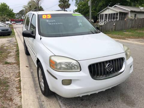 2005 Buick Terraza for sale at Castagna Auto Sales LLC in Saint Augustine FL