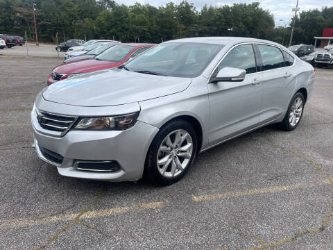 2017 Chevrolet Impala for sale at Certified Motors LLC in Mableton GA