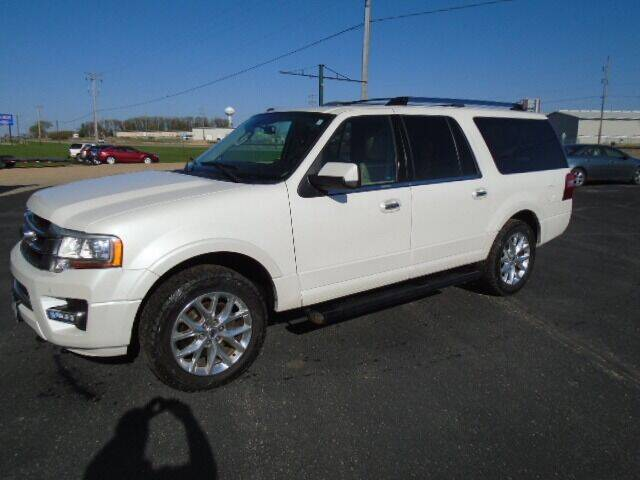 2015 Ford Expedition EL for sale in Gaylord, MN
