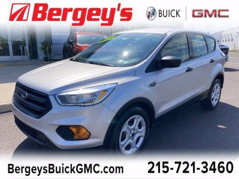 2017 Ford Escape for sale at Bergey's Buick GMC in Souderton PA