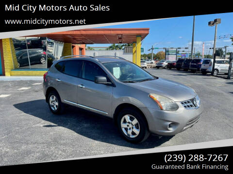 2014 Nissan Rogue Select for sale at Mid City Motors Auto Sales in Fort Myers FL