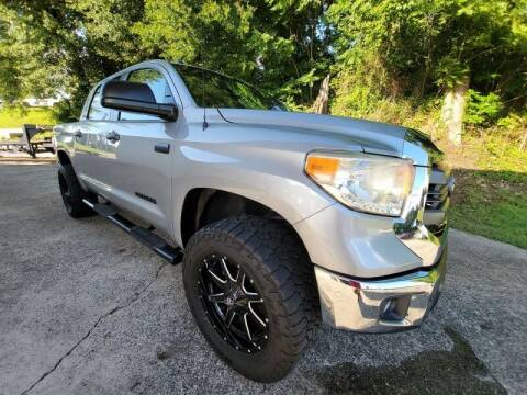 2014 Toyota Tundra for sale at McAdenville Motors in Gastonia NC