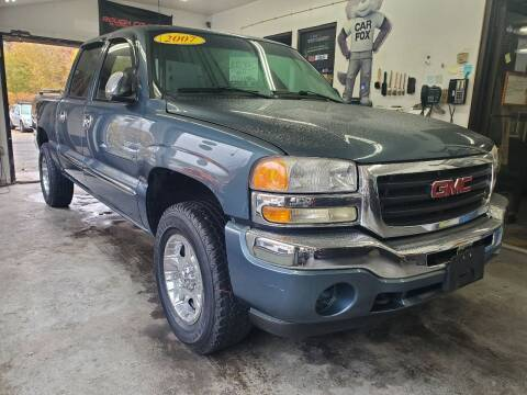 2007 GMC Sierra 1500 Classic for sale at Oxford Auto Sales in North Oxford MA