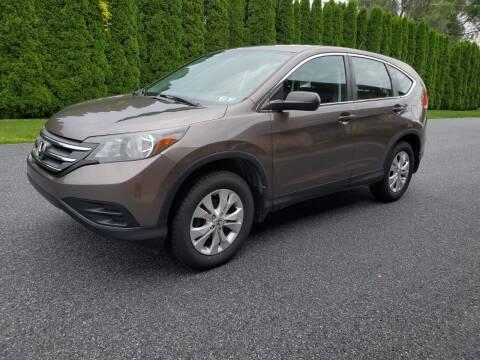 2014 Honda CR-V for sale at Kingdom Autohaus LLC in Landisville PA