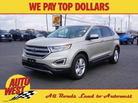 2018 Ford Edge for sale at Autowest Allegan in Allegan MI
