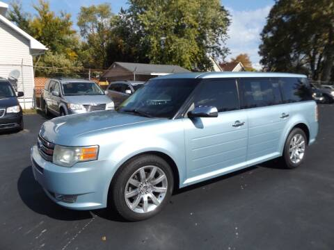 2009 Ford Flex for sale at Goodman Auto Sales in Lima OH
