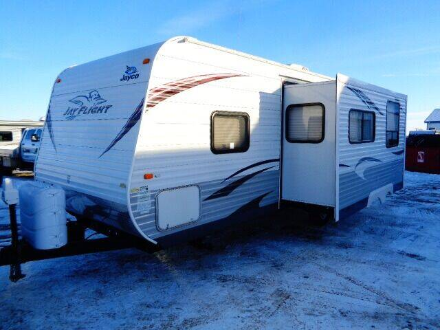 2012 SOLD SOLD SOLD Jayco JAY FLIGHT 25BHS for sale at Goldammer Auto in Tea SD