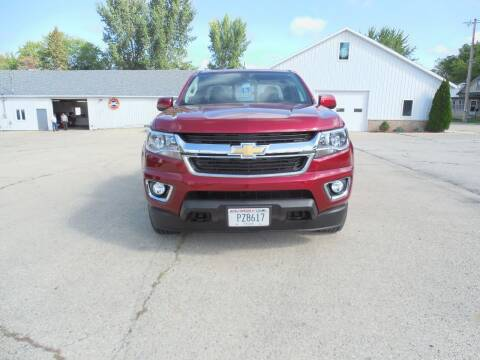 2018 Chevrolet Colorado for sale at Streich Motors Inc in Fox Lake WI