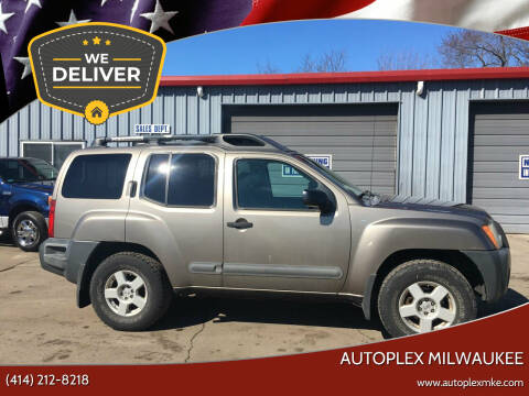 2005 Nissan Xterra for sale at Autoplex 2 in Milwaukee WI
