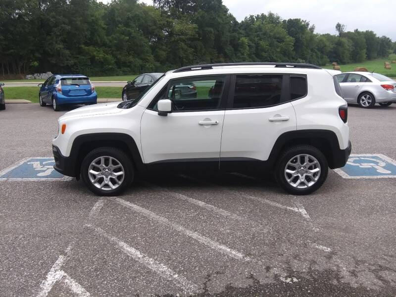 2017 Jeep Renegade 4x4 Latitude 4dr SUV - Pleasant View TN
