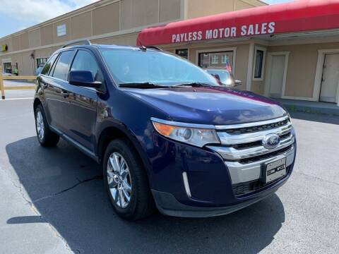 2011 Ford Edge for sale at Payless Motor Sales LLC in Burlington NC