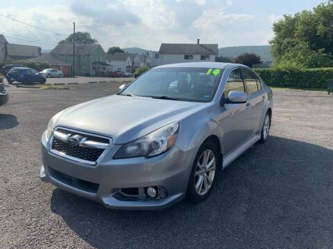 2014 Subaru Legacy for sale at VINNY AUTO SALE in Duryea PA