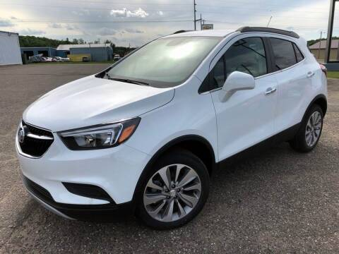 2020 Buick Encore for sale at STATELINE CHEVROLET BUICK GMC in Iron River MI