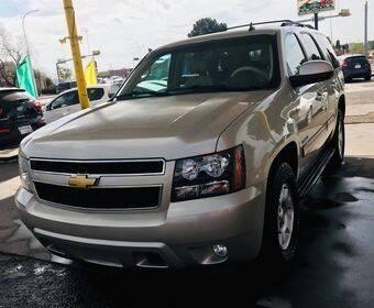 2013 Chevrolet Tahoe for sale at Fiesta Motors Inc in Las Cruces NM