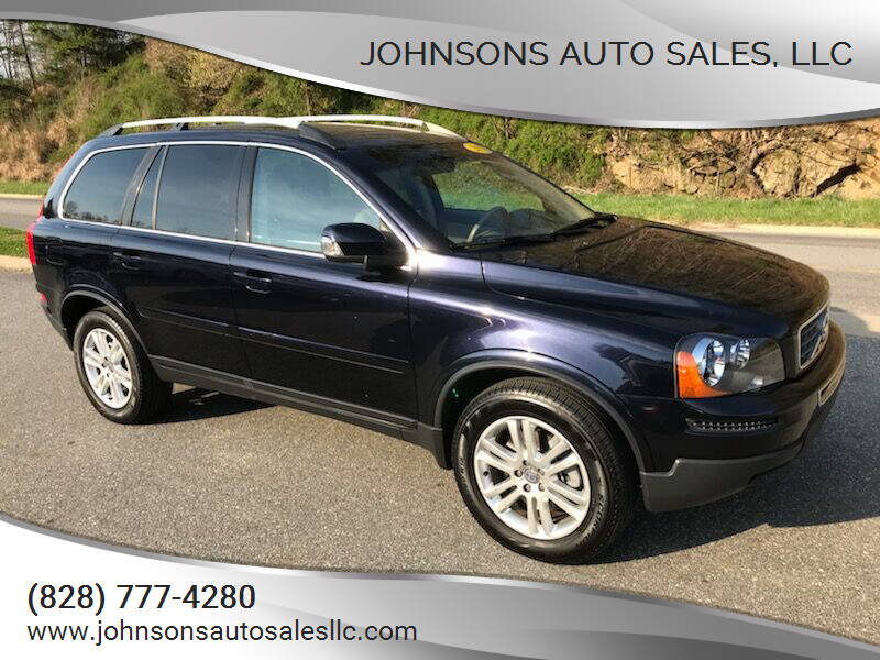 2011 Volvo XC90 for sale at Johnsons Auto Sales, LLC in Marshall NC