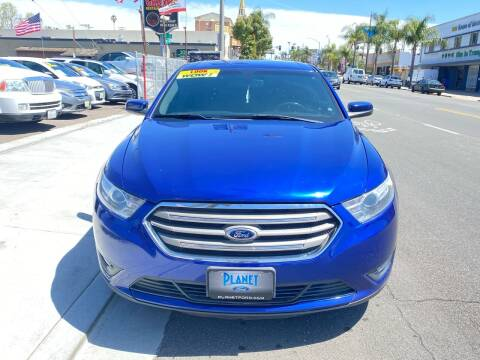 2013 Ford Taurus for sale at Paykan Auto Sales Inc in San Diego CA