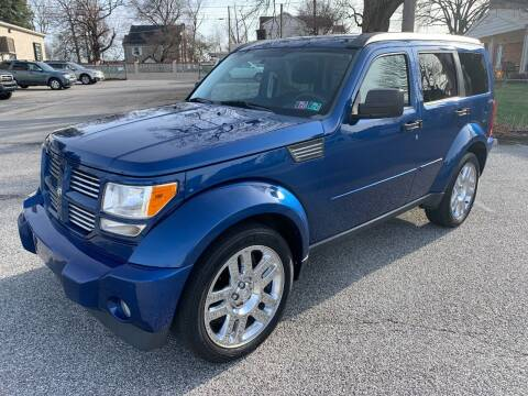 2010 Dodge Nitro for sale at On The Circuit Cars & Trucks in York PA