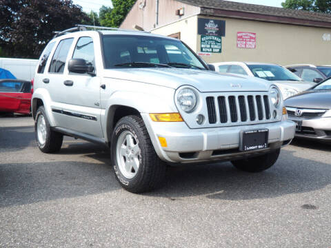 2006 Jeep Liberty for sale at Sunrise Used Cars INC in Lindenhurst NY