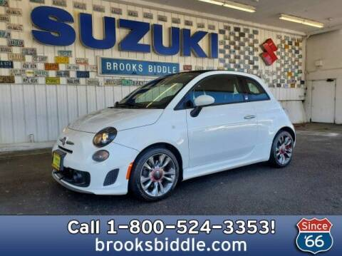 2014 FIAT 500c for sale at BROOKS BIDDLE AUTOMOTIVE in Bothell WA