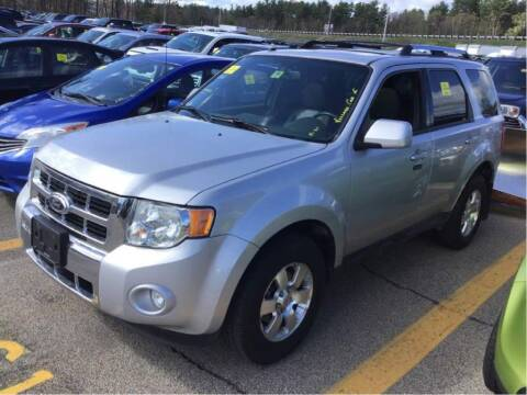 2012 Ford Escape for sale at Elite Pre-Owned Auto in Peabody MA