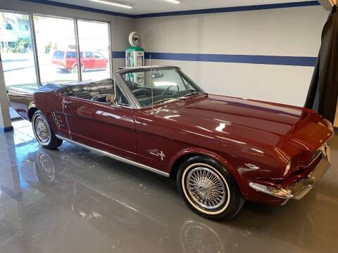 1966 Ford Mustang for sale at Gallery Junction in Orange CA