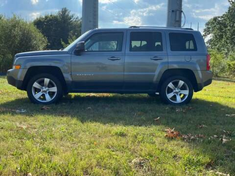 2013 Jeep Patriot for sale at Vertucci Automotive Inc in Wallingford CT