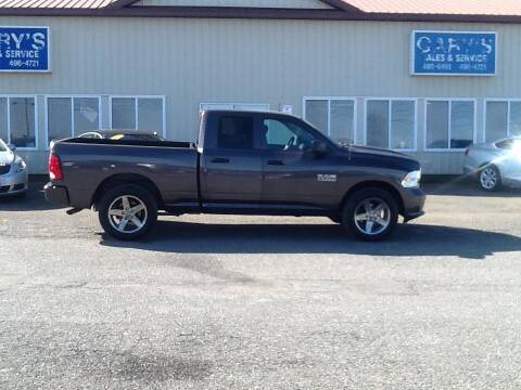 2018 RAM Ram Pickup 1500 for sale at Garys Sales & SVC in Caribou ME