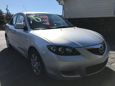 2009 Mazda MAZDA3 for sale at No Full Coverage Auto Sales in Austell GA