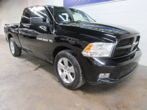 2012 RAM Ram Pickup 1500 for sale at DKR Trucks in Arlington TX