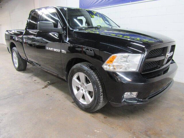 2012 RAM Ram Pickup 1500 for sale at DKR Trucks in Arlington TX