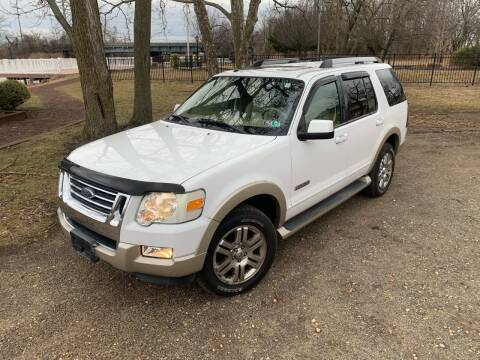 2007 Ford Explorer for sale at Ace's Auto Sales in Westville NJ