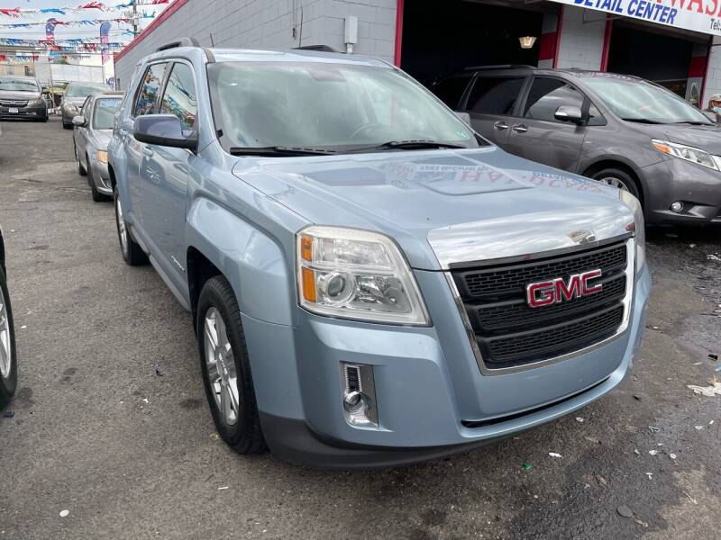 2014 GMC Terrain for sale at North Jersey Auto Group Inc. in Newark NJ
