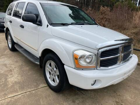 2006 Dodge Durango for sale at Peppard Autoplex in Nacogdoches TX