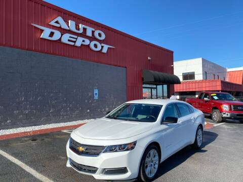 2015 Chevrolet Impala for sale at Auto Depot of Madison in Madison TN