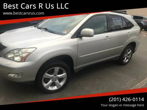 2007 Lexus RX 350 for sale at Best Cars R Us LLC in Irvington NJ
