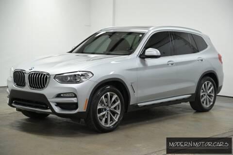 2019 BMW X3 for sale at Modern Motorcars in Nixa MO