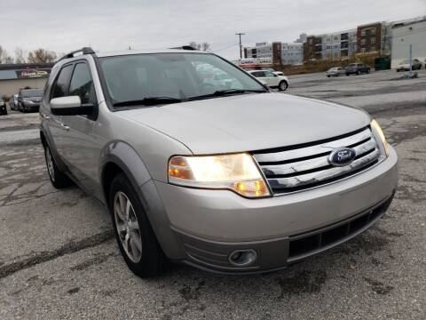 2008 Ford Taurus X for sale at WEELZ in New Castle DE