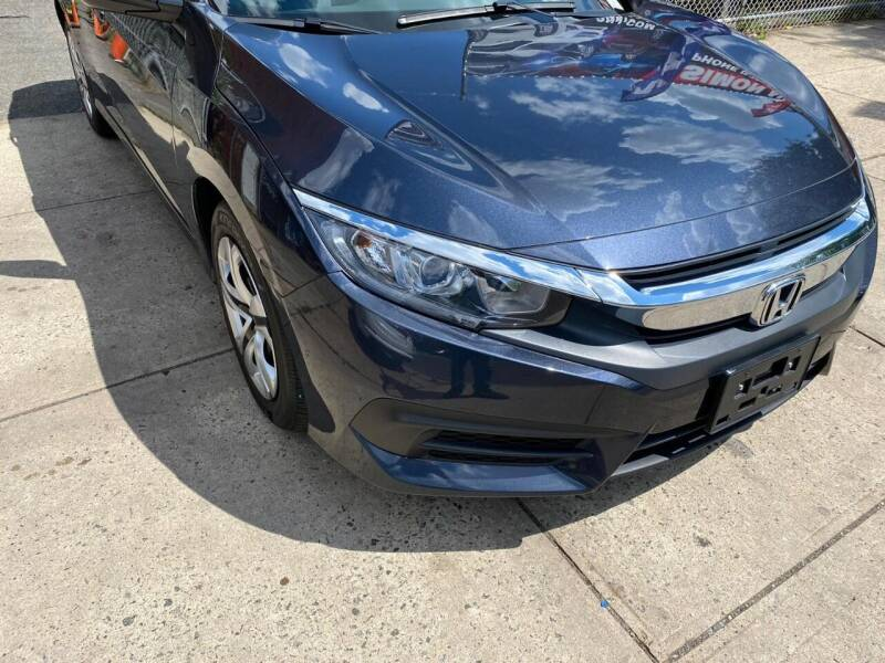 2016 Honda Civic LX 4dr Sedan CVT - Newark NJ